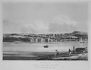 View Near Hudson (The Hudson River Portfolio, plate 12 or 15)