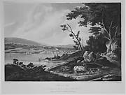 Newburg (The Hudson River Portfolio, plate 13 or 14)
