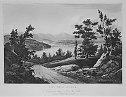 View Near Hudson (The Hudson River Portfolio, plate 12, 14 or 15)