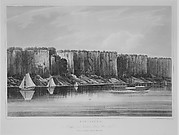 The Palisades (The Hudson River Portfolio, plate 18 or 19)