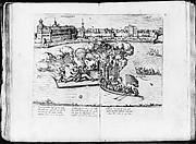 Fvrstliche Hochzeit ... Wilhelm Hertzog zu Gulich, Cleue und Berg, ... und Frewlin Jacobae gebornen Marggraffinen zu Baden.. , Dußeldorff Anno Dni. 1585 am 18.  Junij