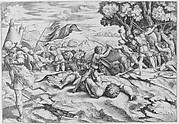 David Cutting off the Head of Goliath