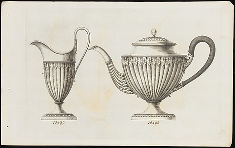 Manufacturer's Catalogue of Silver Plated Ware