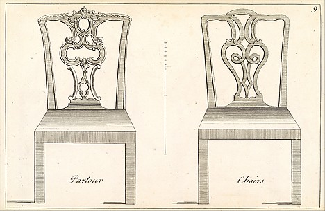 The Cabinet and Chair-Maker's Real Friend and Companion, or, the Whole System of Chair-Making Made plain and easy