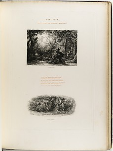 Songs of Shakespeare, Illustrated by the Etching Club