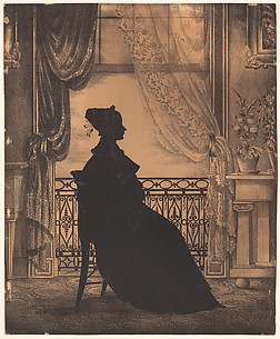 Portrait of a Woman before a Window