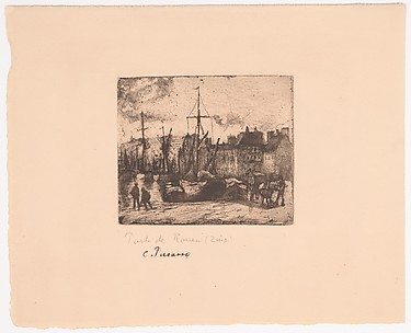 The Port of Rouen