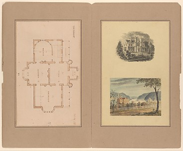 Cottage Residences; or a Series of Designs for Rural Cottages and Cottage-Villas