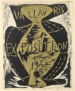 Vallauris Exhibition 1954