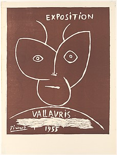 Vallauris Exhibition 1955