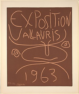 Vallauris Exhibition 1963
