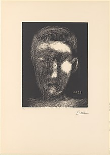 Head of a Boy II