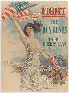 Fight or Buy Bonds Third Liberty Loan