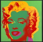 Untitled from Marilyn Monroe (Marilyn)