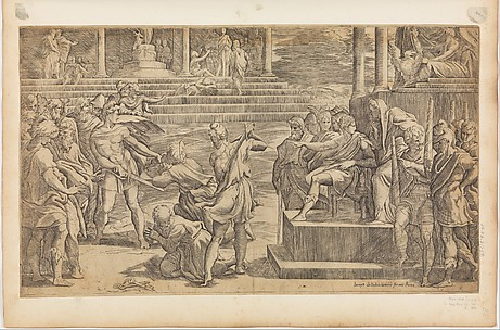 The Martyrdom of St. Peter and St. Paul