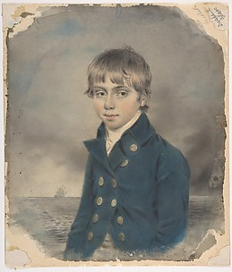 Memento Portrait of a Young Midship-Man