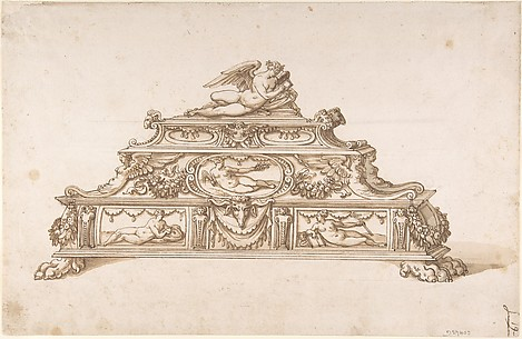 Design for an Inkstand