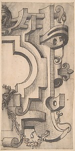 Fragment of an Ornamental Design