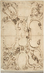 Sketch for Ceiling Decoration
