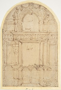 Design for a Wall with Two Windows