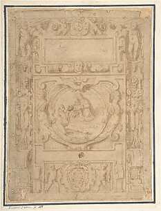 Design for a Cartouche with the 