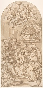 Birth of St. John the Baptist