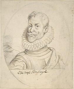 Portrait of Christoph Mondragon
