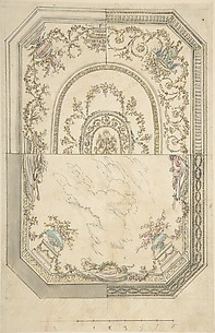 Au Choix Design for a Ceiling