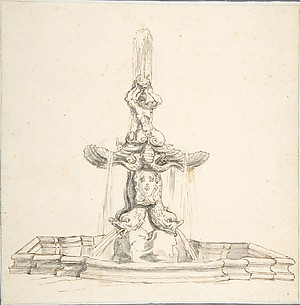 Bernini's Fountain of