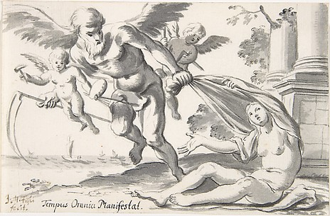 'Tempus omnia manifestat': Allegory of Art and Knowledge