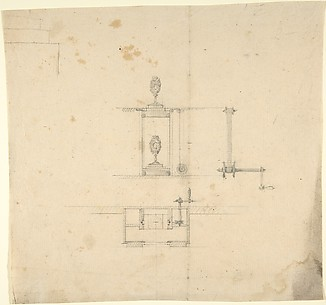 Design for a Machine to Raise and Lower Machinery