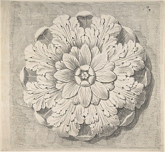 Study of a Classical Rosette