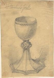 Chalice from St. Michael's York