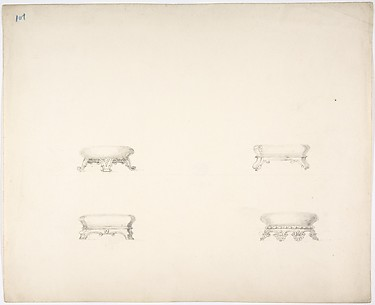 Design for Four Footstools