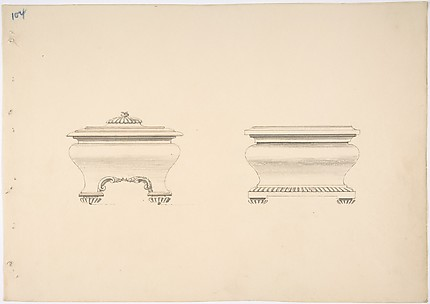 Design for Two Caskets