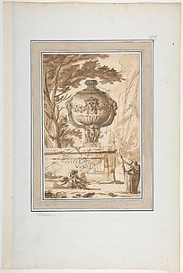 Frontispiece for a Suite of Vase Designs