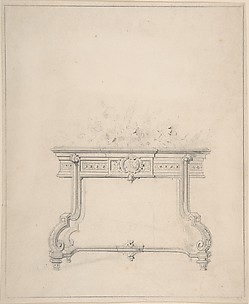 Design for Console Table