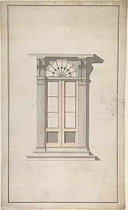 Design for Doorway Exterior