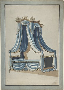 Design for a Canopy Bed