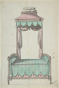 Design for a Bed and a Canopy