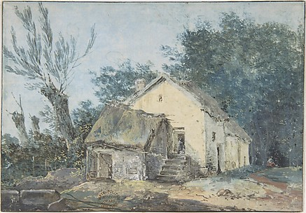Landscape – Cottage in a Wood