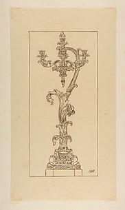 Design for a Candelabra