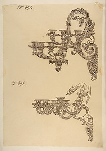 Designs for Two Sconces