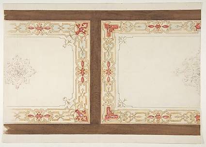 Designs for painted panels