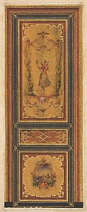 Design for a decorated door