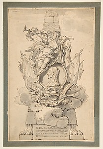 Design for a Monument to a Military Leader