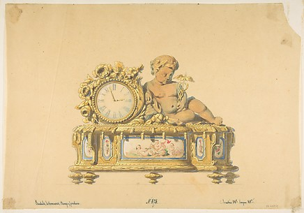 Design for a Clock: Commerce