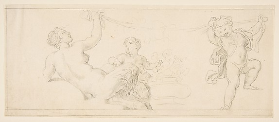 Design for a Frieze