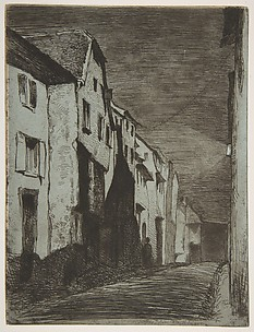 Street at Saverne
