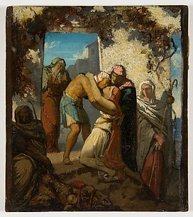 A Scene from the Story of Tobit